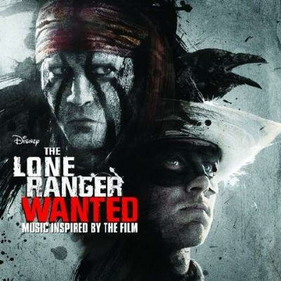 """The Lone Ranger: Wanted (Music Inspired by the Film)"""