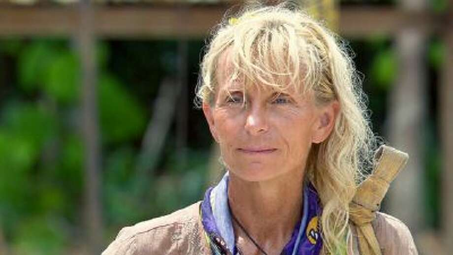 Tina Wesson during 'Survivor: Blood vs. Water televised on Wednesday, Nov. 20, 2013.