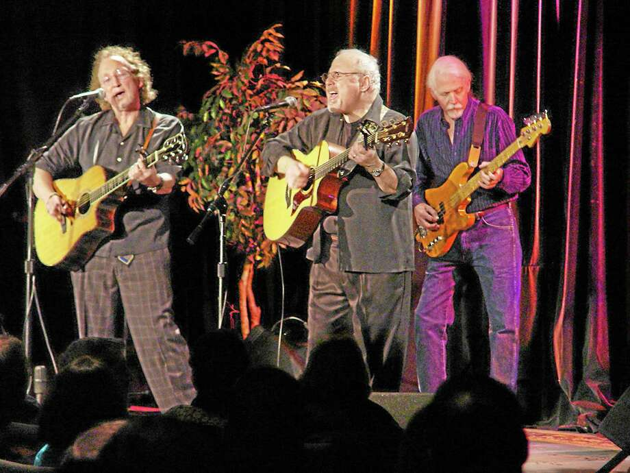 Photograph courtesy of AztecTwo-Step.comThe legendary folk-rock band, Aztec Two-Step, is coming to the Katherine Hepburn Performing Arts Center in December. Photo: Journal Register Co.