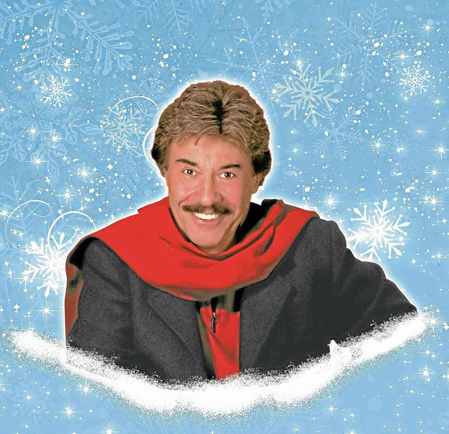 Contributed photo - Tony OrlandoTony Orlando is presenting his American Christmas Show next month at venues in Connecticut. Photo: Journal Register Co.