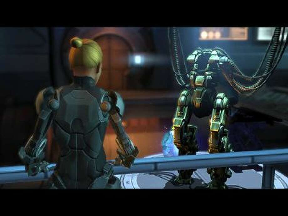 """Screenshot from the strategy game, """"XCOM: Enemy Unknown""""."""