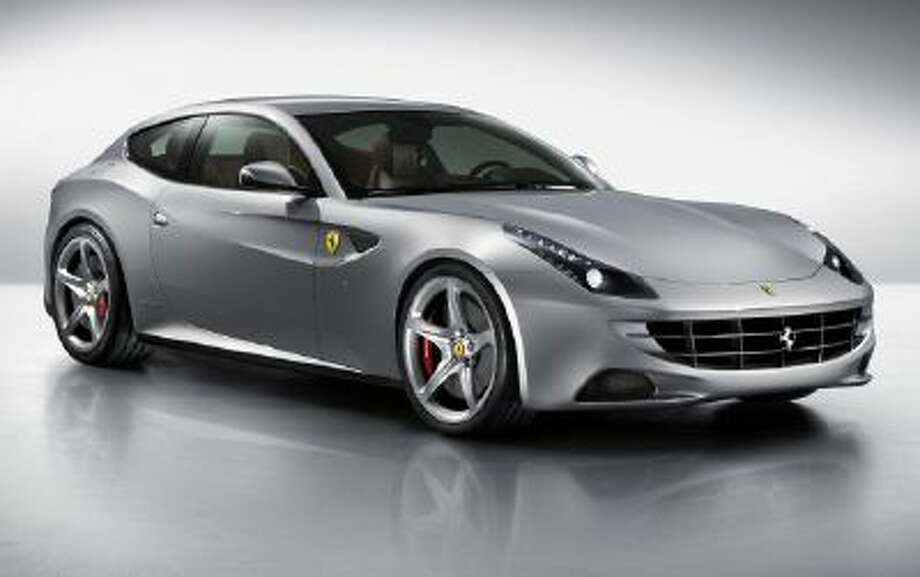 Ferraris are known for their expense and gross impracticality. The Ferrari FF has room for a family, an acknowledgment that even the enormously wealthy have families.