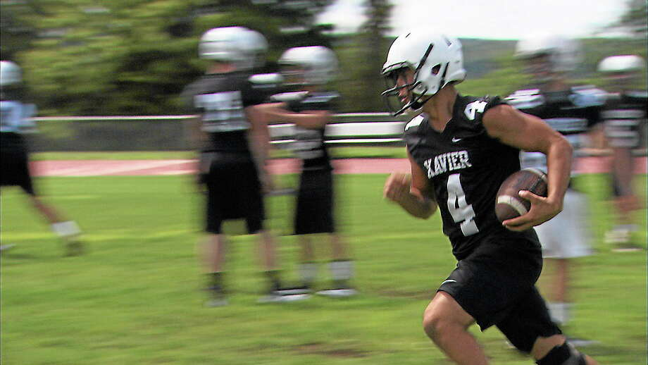 "A practice at Xavier High in the CPTV documentary ""Going, Going, Gone..."" Photo: Photo Courtesy Of CPTV"