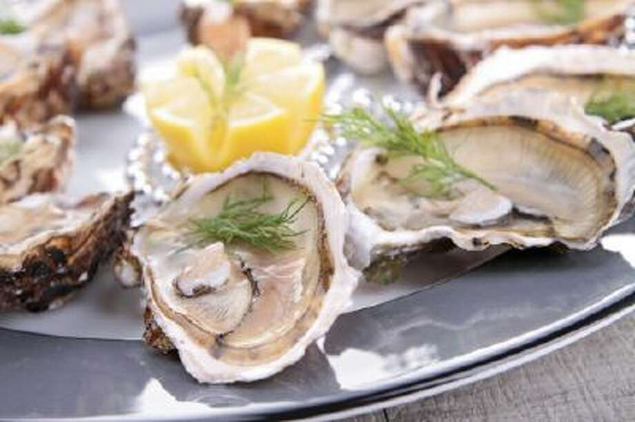 oyster platter Photo: Getty Images/iStockphoto / iStockphoto