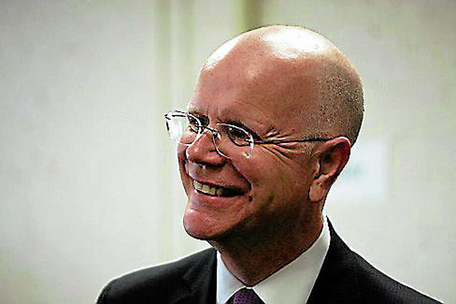 Democratic State Comptroller Kevin Lembo Photo: Journal Register Co.