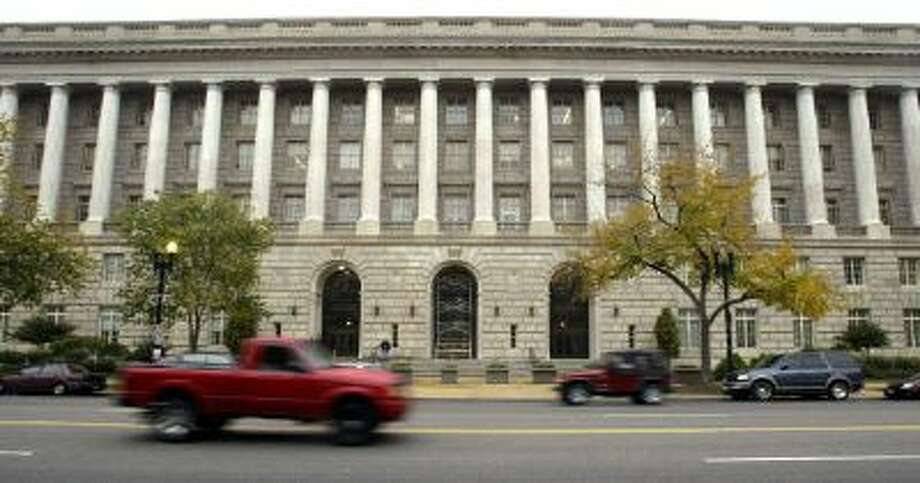 An audit found that the IRS, headquartered here in Washington, D.C., failed to perform security assessments for dozens of its facilities across the nation. Photo: Getty Images / 2004 Getty Images