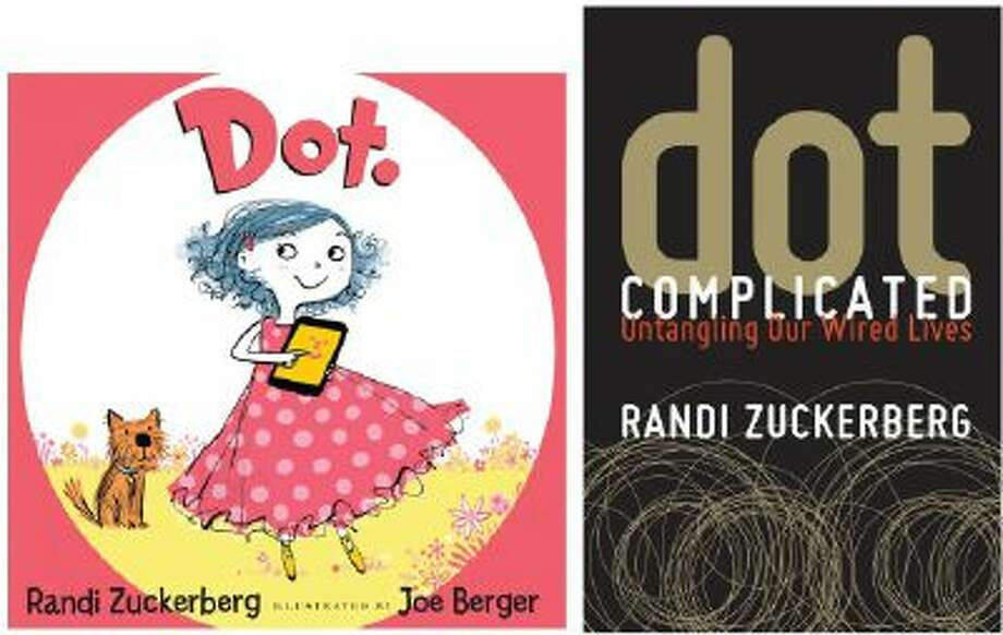 "Former Facebook executive Randi Zuckerberg has released two new books, one aimed at adults, titled ""Dot Complicated,"" and another aimed primarily at children growing up in a digital age, titled ""Dot."""