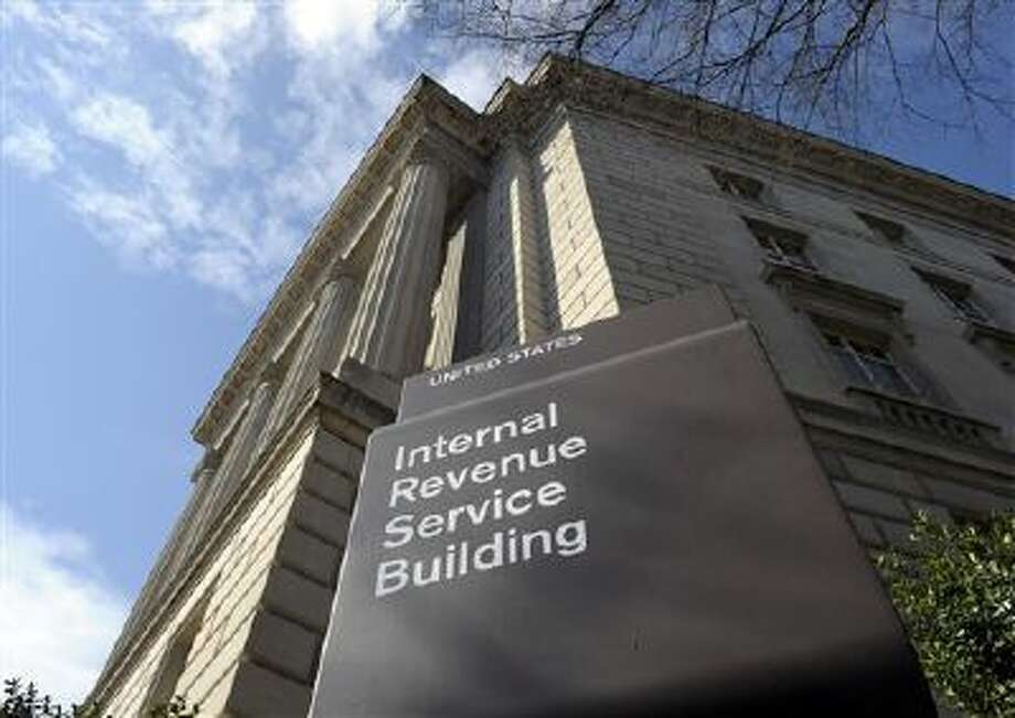The exterior of the Internal Revenue Service (IRS) building in Washington. Photo: AP / AP