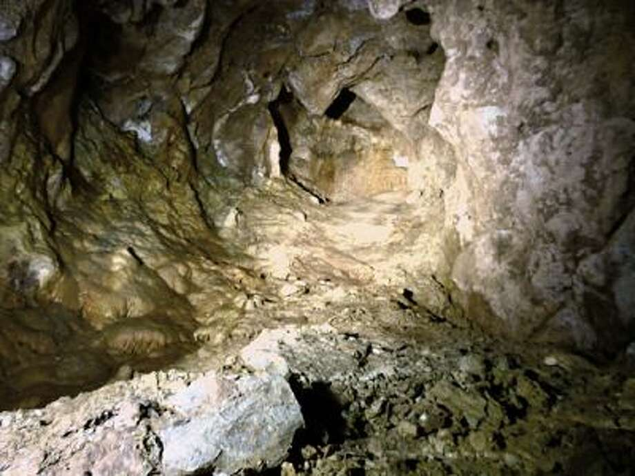 Carlsbad Caverns says this room was discovered by maintenance workers last month. Officials say it's the largest find at the caverns since the 1970s.