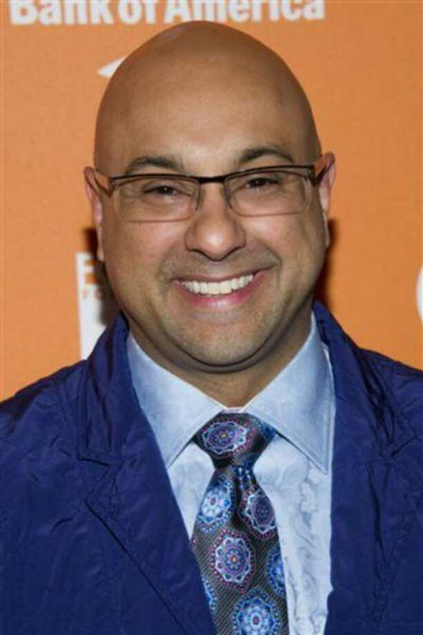 "In this file photo, Ali Velshi attends ""On The Chopping Block: A Roast of Anthony Bourdain"" in New York. Velshi is reportedly out at CNN, meanwhile, the Al Jazeera America channel says he is coming aboard there. The channel, set to launch later this year, said Thursday, April 4, 2013, that Velshi will develop and host a prime-time program. Bourdain will appear on a CNN food-and-travel program. Photo: Charles Sykes/Invision/AP / Invision"