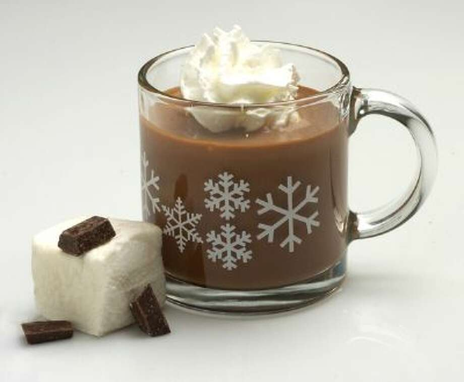 Alice Medrich's Rich Hot Chocolate, photographed in Walnut Creek, Calif., on Wednesday, Oct. 6, 2013. Photo: Bay Area News Group / Bay Area News Group