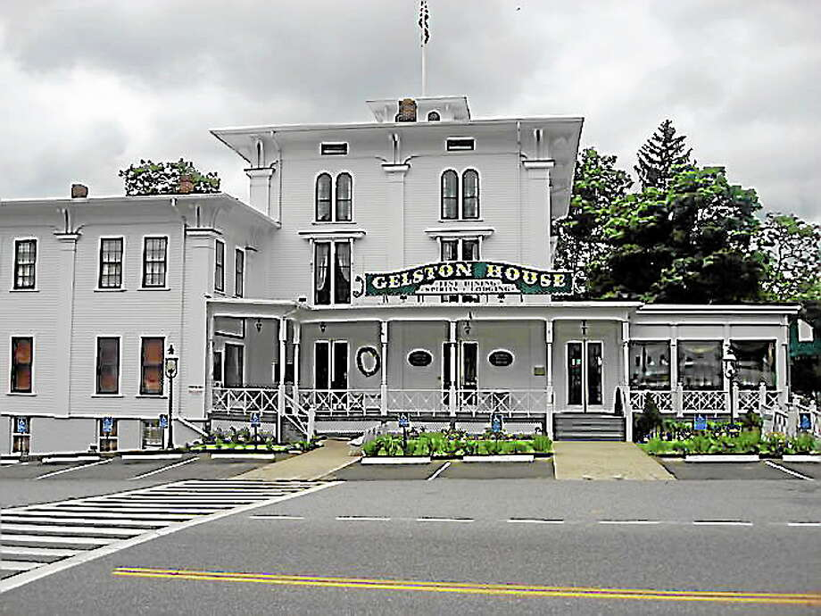 Photo courtesy of the Gelston House. The Gelston House and Gastropub remains a staple in the East Haddam community and one of Middlesex County's premier restaurant attractions. Photo: Journal Register Co.