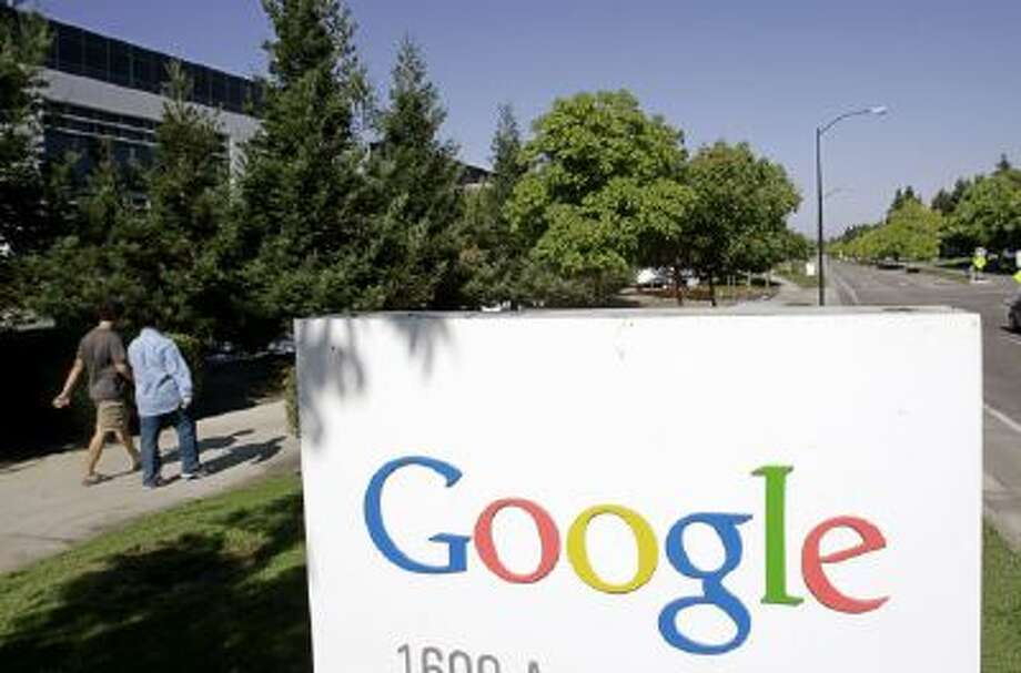 Google company headquarters in Mountain View, Calif., July 17, 2006.