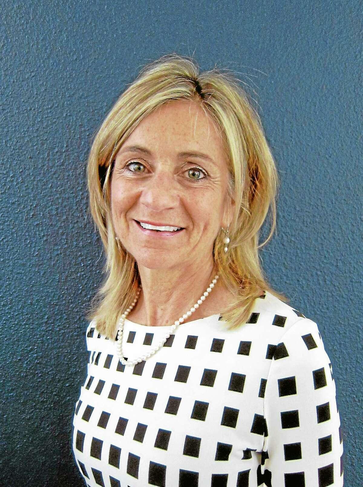 Deb Bochain of Liberty Bank.