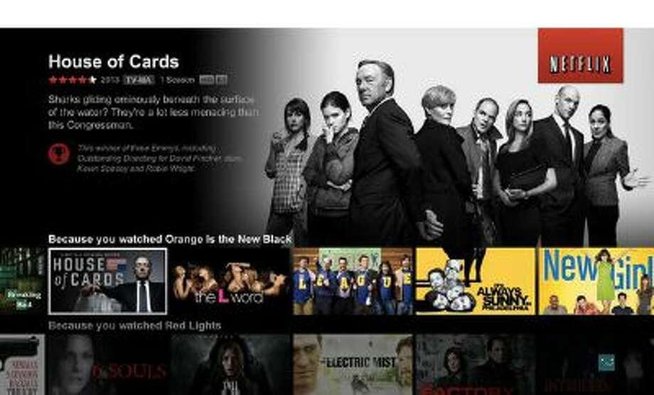 Netflix Introduces New Television Experience. Photo: PR NEWSWIRE / NETFLIX, INC. net