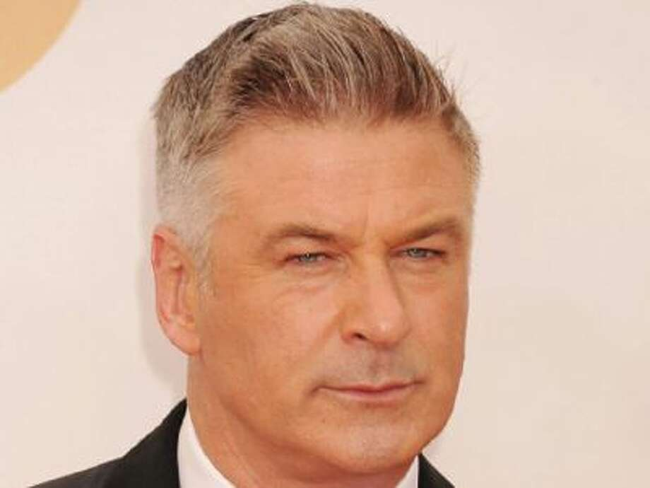 Actor Alec Baldwin arrives at the 65th Annual Primetime Emmy Awards at Nokia Theatre L.A. Live on Sept. 22, 2013 in Los Angeles, Calif. / 2013 Jeffrey Mayer