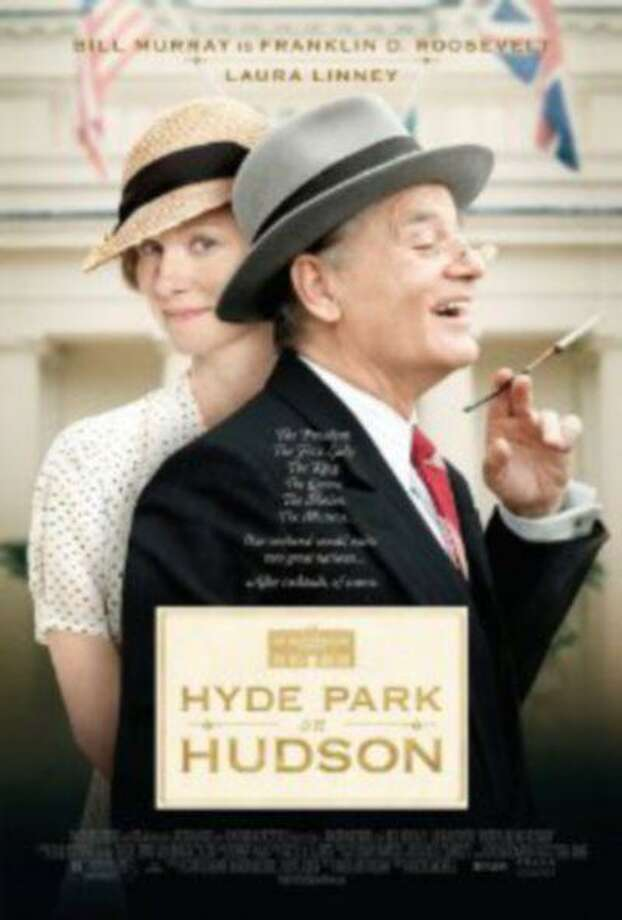 """Hyde Park on Hudson"" DVD release: April 9, 2013"
