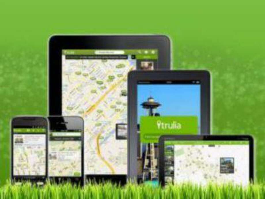 Trulia's mobile app is available on a number of devices.