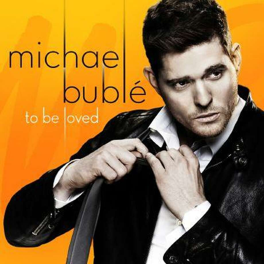 """This CD cover image released by Reprise shows the latest release by Michael Buble, """"To Be Loved."""" (AP Photo/Reprise) Photo: AP / Reprise"""