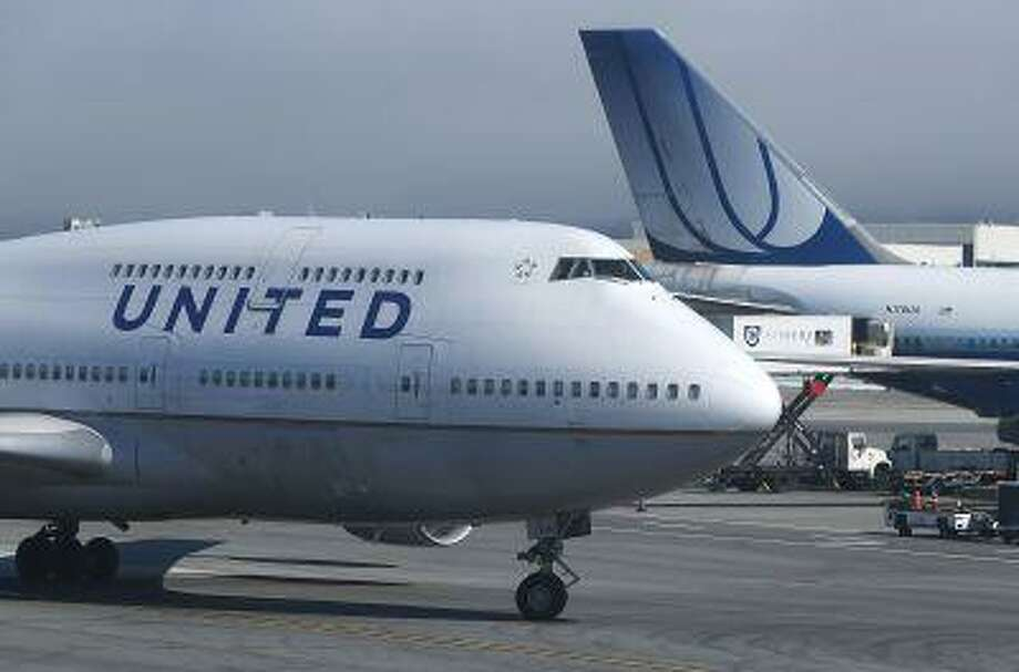 A United Airlines 747 arrives at San Francisco International Airport on July 25, 2013 in San Francisco, California. Photo: Getty Images / 2013 Getty Images