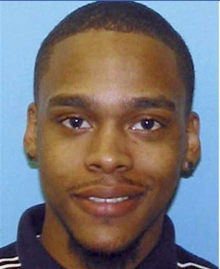 This undated photo released by the Rhode Island State Police through the Amber Alert website shows Malcolm Crowell, 22, who is sought after two people were found dead and a 2-year-old child missing from a Johnston, R.l., apartment Sunday, Aug. 11, 2013. A nationwide Amber Alert for toddler Isaih Perez was issued shortly after police were called at 5:20 a.m. to the home in Johnston. (AP Photo) Photo: AP / Rhode Island State Police via Amber Alert