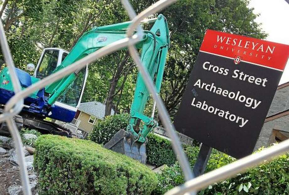 The Cross Street Archaeology Laboratory at Wesleyan University will become the new home for the Wesleyan University Dance Department. Catherine Avalone - The Middletown Press