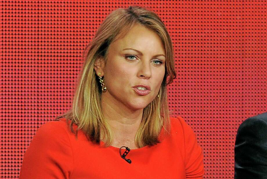 """FILE - In this Jan. 12, 2013 file photo, """"60 Minutes"""" reporter Lara Logan takes part in a panel discussion at the Showtime Winter TCA Tour in Pasadena, Calif. CBS says it was misled by a """"60 Minutes"""" source who claimed he was on the scene of a 2012 attack on the U.S. mission in Benghazi, Libya, when it turns out now that he was not there. Logan on Friday, Nov. 8, 2013 said that CBS apologizes to viewers and will issue a correction to its Oct. 27 story Sunday on """"60 Minutes.""""  (Photo by Chris Pizzello/Invision/AP, File) Photo: Chris Pizzello/Invision/AP / Invision"""