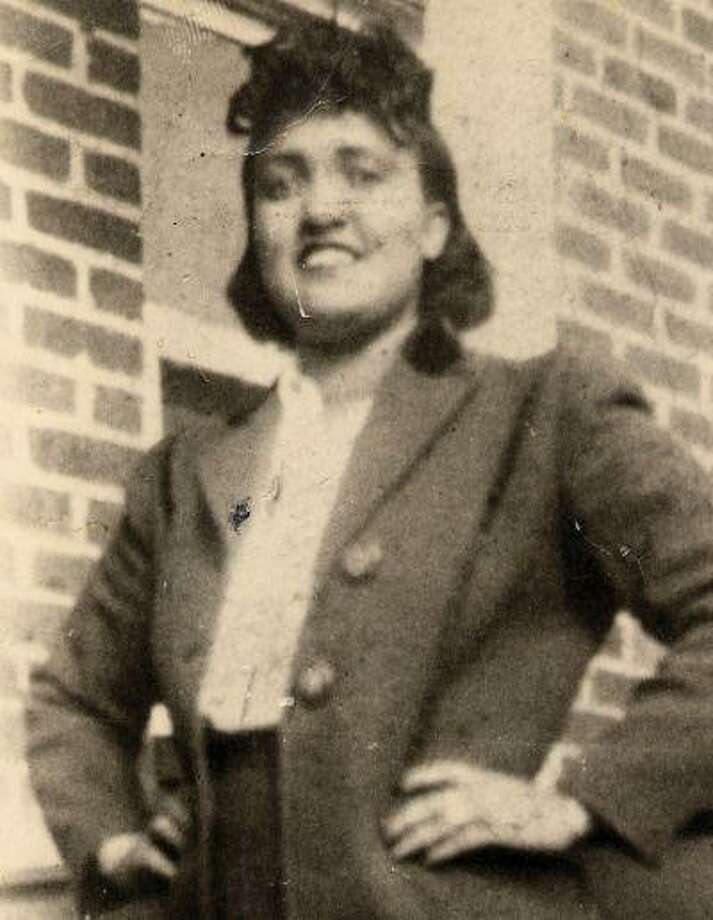 This 1940s photo made available by the family shows Henrietta Lacks. Photo: ASSOCIATED PRESS / AP2013