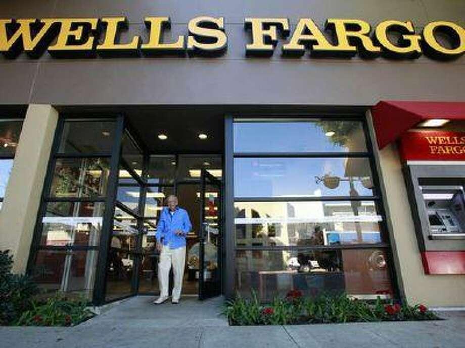 Wells Fargo Bank (AP)