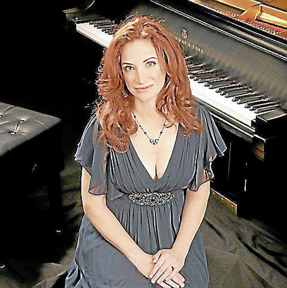 Submitted photo - Robin SpielbergPianist Robin Spielberg. Photo: Journal Register Co.