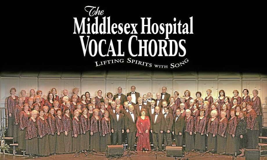Submitted photo - Vocal Chords  The Middlesex Hospital Vocal Chords are preparing for a holiday concert. Photo: Journal Register Co.
