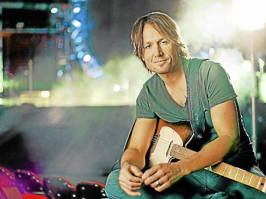 Submitted photo - Keith UrbanCountry music star Keith Urban. Photo: Journal Register Co.