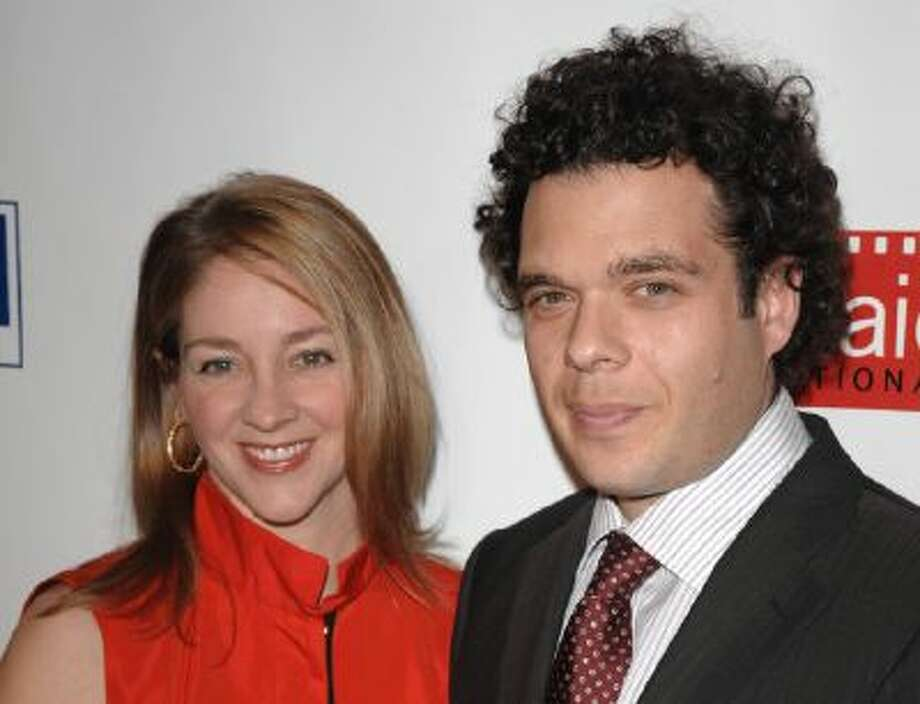 Oscar-winning filmmakers Andrea Fine and Sean Fine.
