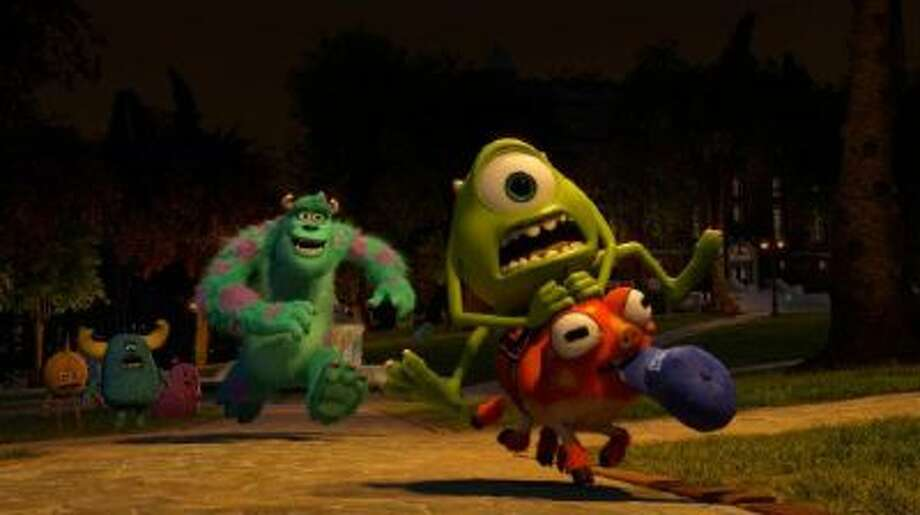 "Still from ""Monsters University"""