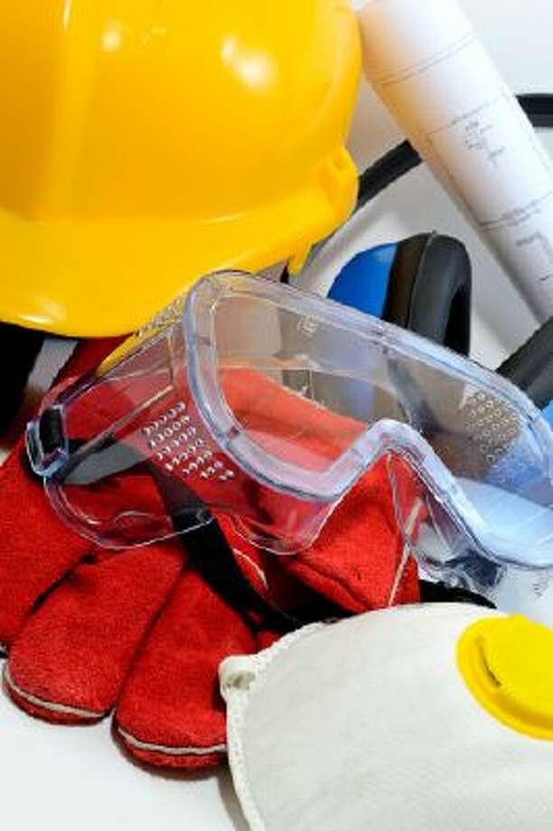 Safety equipment Photo: Getty Images/iStockphoto / iStockphoto