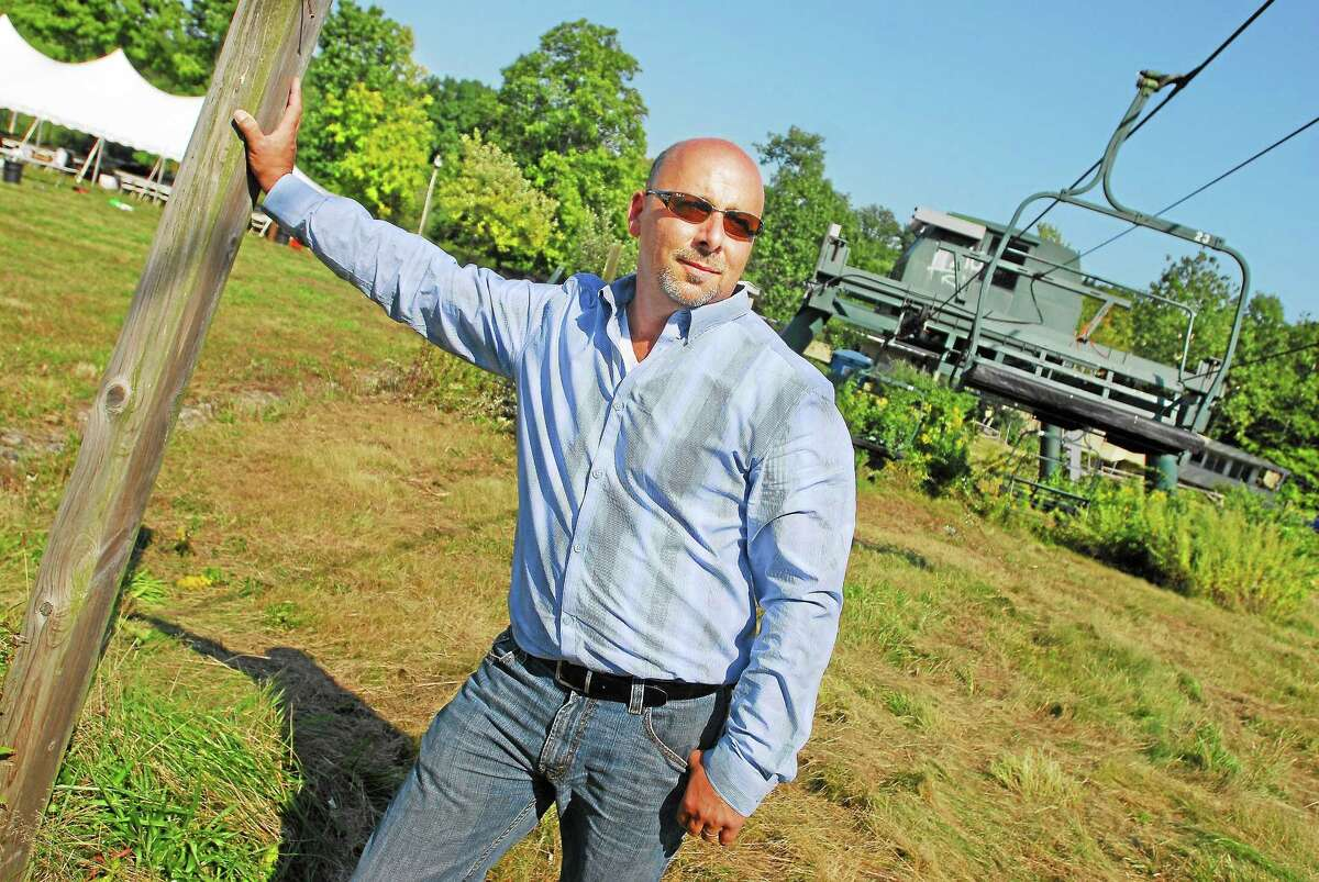 Catherine Avalone - The Middletown Press Sean Hayes is seen at Powder Ridge in Middlefield in this 2012 file photo.