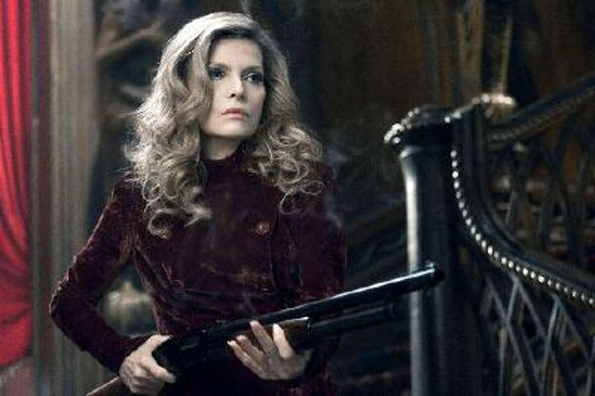 Michelle Pfeiffer portrays Elizabeth Collins Stoddard in a scene from
