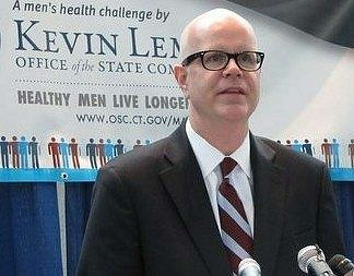 State Comptroller Kevin Lembo. Hugh McQuaid file photo