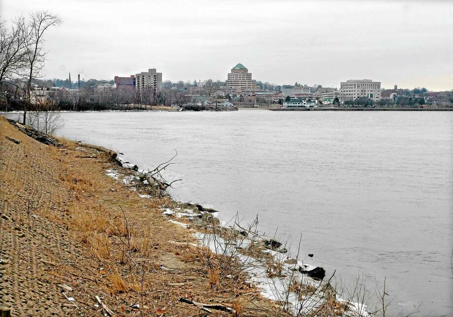 The riverfront in Middletown. Photo: Middletown Press File Photo
