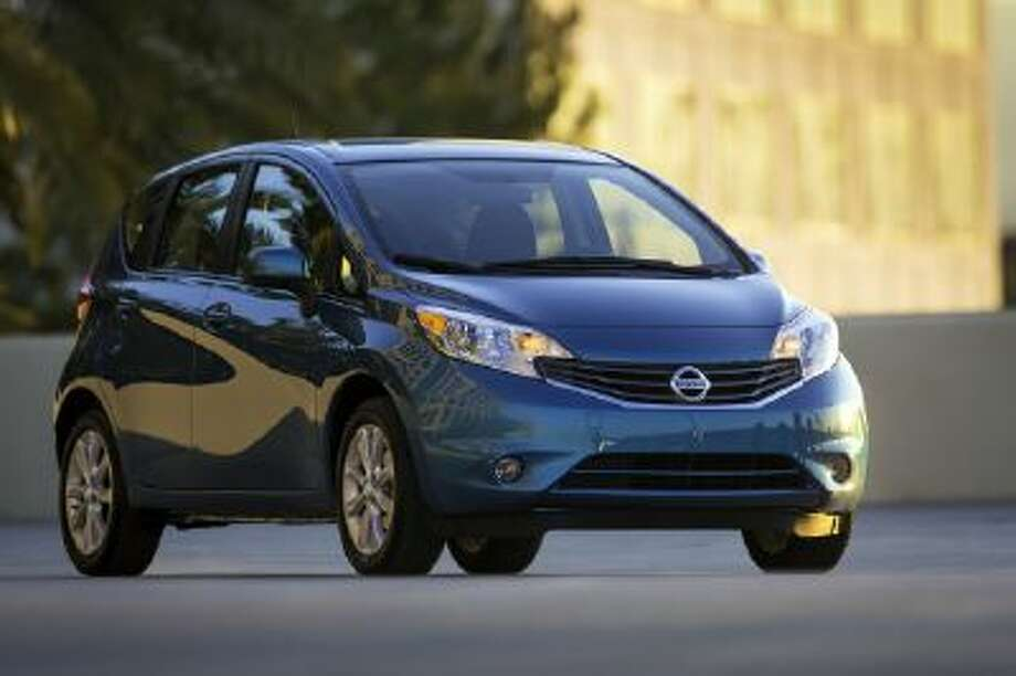 The 2014 Nissan Versa Note 1.6 S has a base price of $13,900, which is what most of us can afford in a new car.