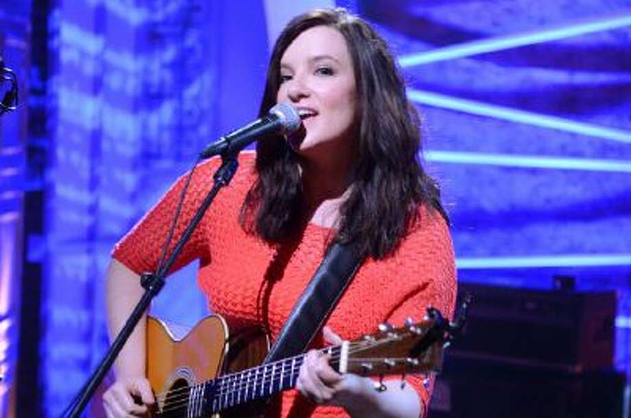 Brandy Clark performs during the MTV, VH1, CMT & LOGO 2013 O Music Awards on June 20, 2013 in Nashville, Tennessee.