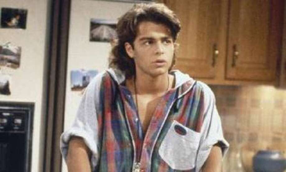 "Joey Lawrence, as seen here in Blossom, made the phrase ""whoa"" popular in the 1990s."