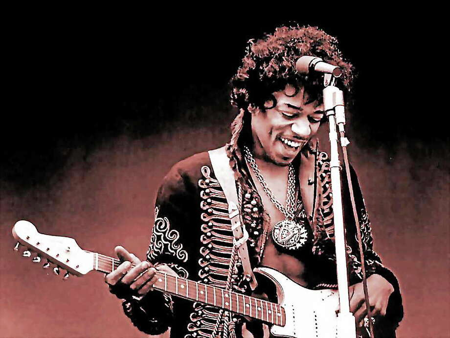 Image courtesy of http://johannasvisions.com The late great Jimi Hendrix, whose music is alive and well for millions of guitarists and music lovers alike, is the subject of a yearly tribute tour coming to Waterbury in March. Photo: Journal Register Co.