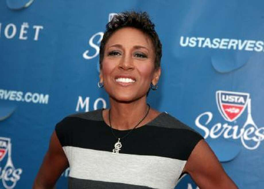 Robin Roberts attends the USTA 13th Annual Opening Night Gala at the USTA Billie Jean King National Tennis Center, on Monday, Aug. 26, 2013 in New York.