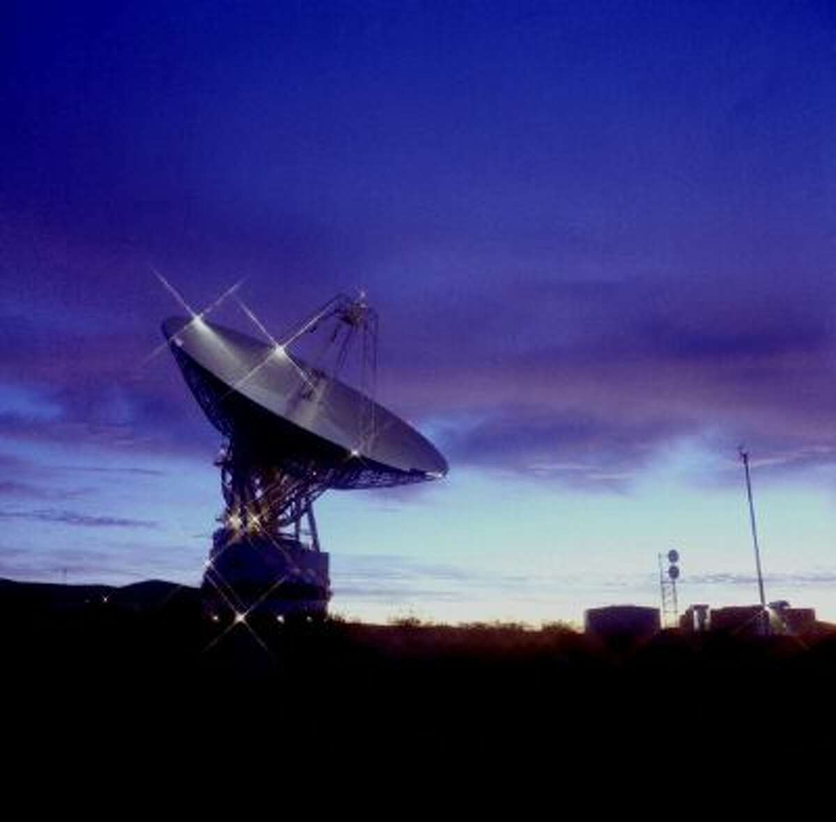 The NASA Deep Space Network is a network of antennas that supports interplanetary spacecraft missions and radar astronomy observations to explore the deeper universe. It turns 50 Christmas Eve.