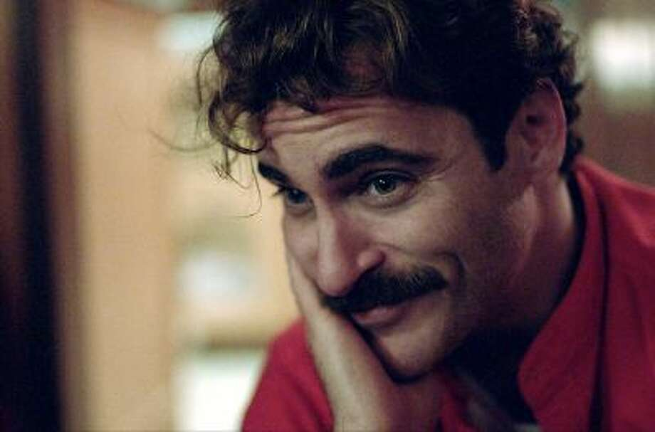Joaquin Phoenix as Theodore Twobly in 'Her.'