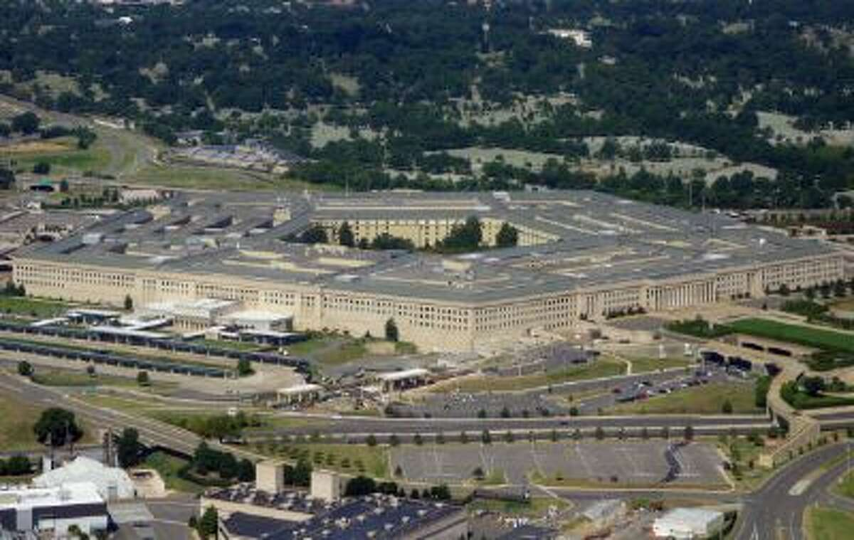 The Pentagon from the air in Washington, D.C. Congress changed the way the military handles sexual assaults.