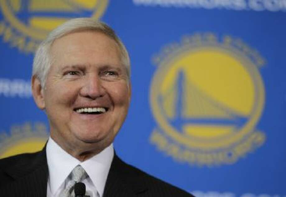 Jerry West is now a member of the Golden State Warriors Executive Board.