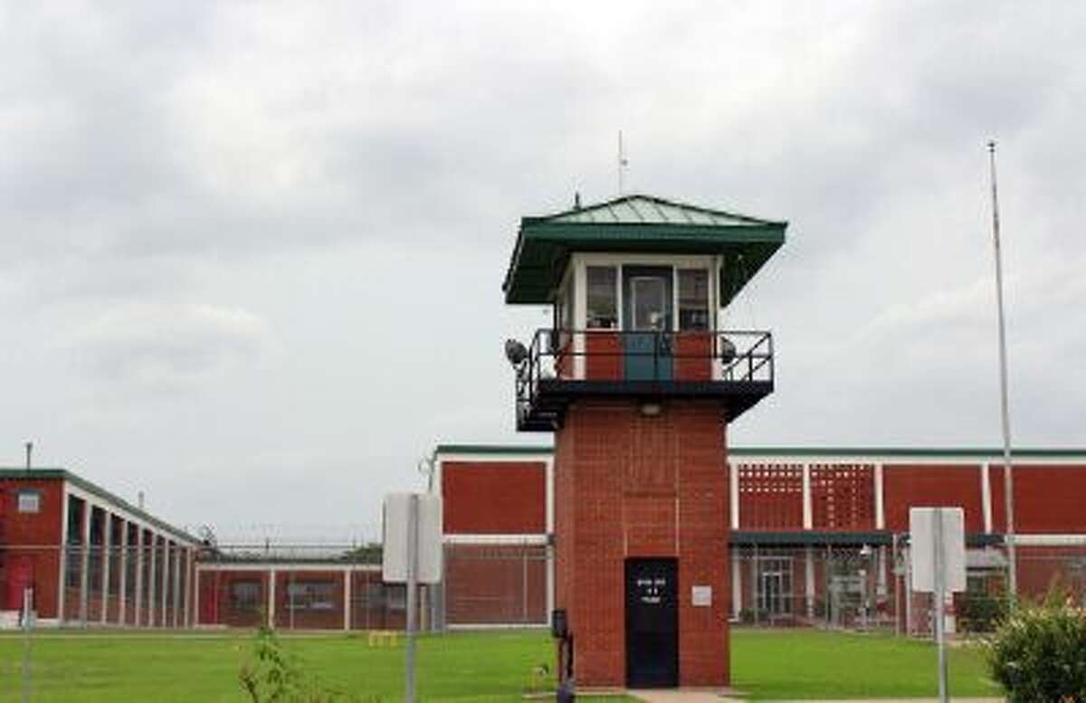 The Wynne Unit in Huntsville, Texas, is pictured in May, just before Texas executed its 500th inmate since the death penalty was reestablished in 1976.