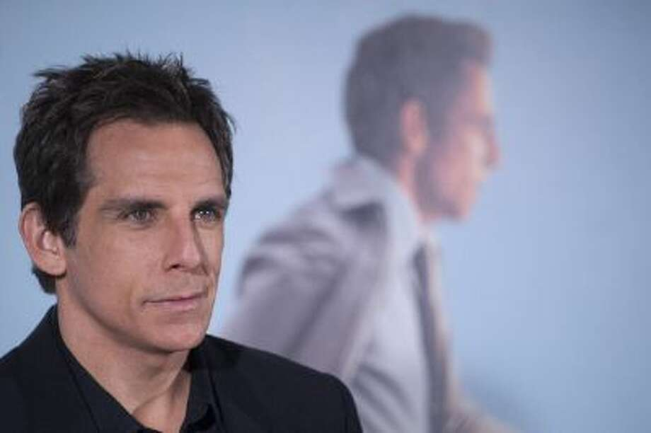 Ben Stiller attends 'The Secret Life of Walter Mitty' Madrid Photocall at Villamagna Hotel on December 16, 2013 in Madrid, Spain. Photo: Getty Images / 2013 Getty Images
